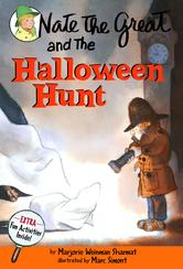 Portada de NATE THE GREAT AND THE HALLOWEEN HUNT