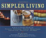 Portada de SIMPLER LIVING: A BACK TO BASICS GUIDE TO CLEANING, FURNISHING, STORING, DECLUTTERING, STREAMLINING, ORGANIZING, AND MORE