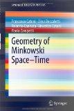 Portada de GEOMETRY OF MINKOWSKI SPACE-TIME (SPRINGERBRIEFS IN PHYSICS)