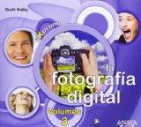 Portada de FOTOGRAFÍA DIGITAL. VOLUMEN 3