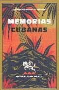 Portada de MEMORIAS CUBANAS
