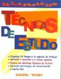 Portada de TECNICAS DE ESTUDIO: SIETE LLAVES PARA EL EXITO ESCOLAR