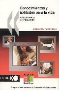 Portada de CONOCIMIENTOS Y APTITUDES PARA LA VIDA. RESULTADOS DE PISA 2000 EDUCACION Y APTITUDES