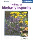 Portada de JARDINES DE HIERBAS Y ESPECIAS