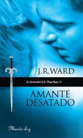 Portada de AMANTE DESATADO (EBOOK)