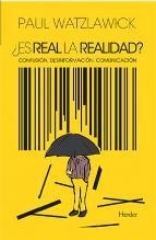 Portada de ¿ES REAL LA REALIDAD? (EBOOK)