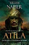 Portada de ATILA II: LOS HUNOS A LAS PUERTAS DE ROMA