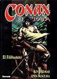 Portada de CONAN EL PIRATA Nº 3: EL FILIBUSTERO