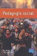 Portada de PEDAGOGIA SOCIAL