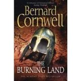 Portada de THE BURNING LAND