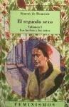 Portada de EL SEGUNDO SEXO  : LOS HECHOS Y LOS MITOS