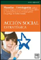 Portada de ACCIÓN SOCIAL ESTRATÉGICA (EBOOK)
