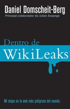 Portada de DENTRO DE WIKILEAKS