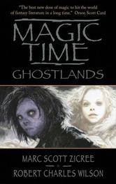 Portada de MAGIC TIME: GHOSTLANDS