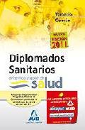 Portada de DIPLOMADOS SANITARIOS DEL SERVICIO ARAGONES DE SALUD. TEMARIO COMUN