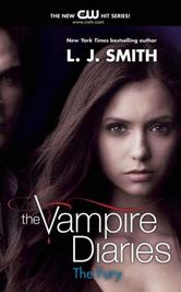 Portada de THE VAMPIRE DIARIES: THE FURY