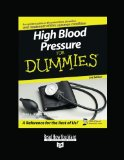 Portada de HIGH BLOOD PRESSURE FOR DUMMIES (VOLUME 1 OF 3) (EASYREAD SUPER LARGE 24PT EDITION):