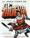 Portada de EL GRAN LIBRO DE EL CAPITAN TRUENO: 50 ANIVERSARIO (1956-2006)