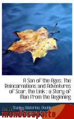 Portada de A SON OF THE AGES: THE REINCARNATIONS AND ADVENTURES OF SCAR, THE LINK : A STORY OF MAN FROM THE BEG