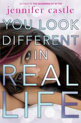 Portada de YOU LOOK DIFFERENT IN REAL LIFE