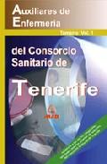 Portada de AUXILIARES DE ENFERMERIA DEL CONSORCIO SANITARIO DE ENFERMERIA. TEMARIO