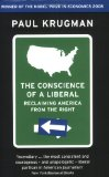 Portada de THE CONSCIENCE OF A LIBERAL: RECLAIMING AMERICA FROM THE RIGHT