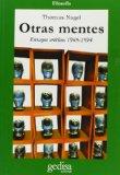 Portada de OTRAS MENTES: ENSAYOS CRITICOS 1969-1994