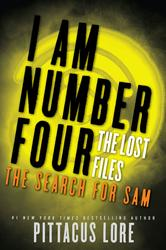 Portada de I AM NUMBER FOUR: THE LOST FILES: THE SEARCH FOR SAM