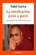 Portada de LA MEDITACION PASO A PASO