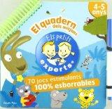 Portada de ELS PETITS EXPERTS. EL QUADERN DELS MITJANS 4-5 ANYS