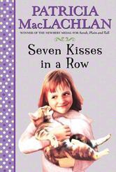 Portada de SEVEN KISSES IN A ROW