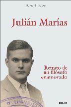 Portada de JULIÁN MARÍAS