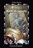 Portada de NOCHE DE ESPANTO: LOS INVISIBLES 6
