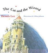 Portada de THE CAT AND THE WIZARD