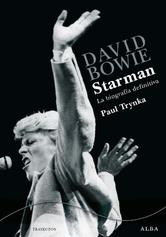 Portada de DAVID BOWIE. STARMAN - EBOOK