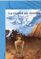 Portada de LA CIUDAD SIN NOMBRE (EBOOK)