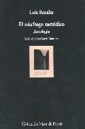 Portada de EL NAUFRAGO METODICO: ANTOLOGIA