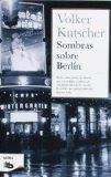 Portada de SOMBRAS SOBRE BERLIN