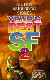 Portada de YEAR'S BEST SF 2