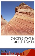 Portada de SKETCHES FROM A YOUTHFUL CIRCLE