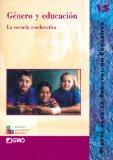 Portada de GENERO Y EDUCACION: LA ESCUELA COEDUCATIVA