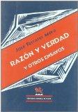 Portada de RAZON Y VERDAD