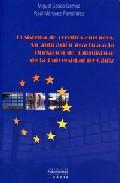 Portada de EL SISTEMA DE CREDITOS EUROPEOS: SU APLICACION PRACTICA A LA TITULACION DE 'LINGÜISTICA' DE LA UNIVERSIDAD DE CADIZ