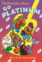 Portada de THE BERENSTAIN BEARS CHAPTER BOOK: GO PLATINUM