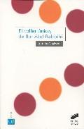 Portada de EL COLLAR UNICO, DE IBN ABD RABBIHI