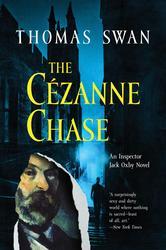 Portada de THE CEZANNE CHASE