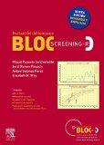 Portada de BLOC-S-R: BLOC SCREENING REVISADO. CARPETA CON 5 ELEMENTOS