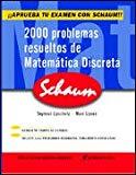 Portada de 2000 PROBLEMAS RESUELTOS DE MATEMATICA DISCRETA