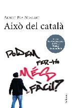 Portada de AIXÒ DEL CATALÀ (EBOOK)