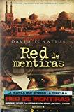 Portada de RED DE MENTIRAS